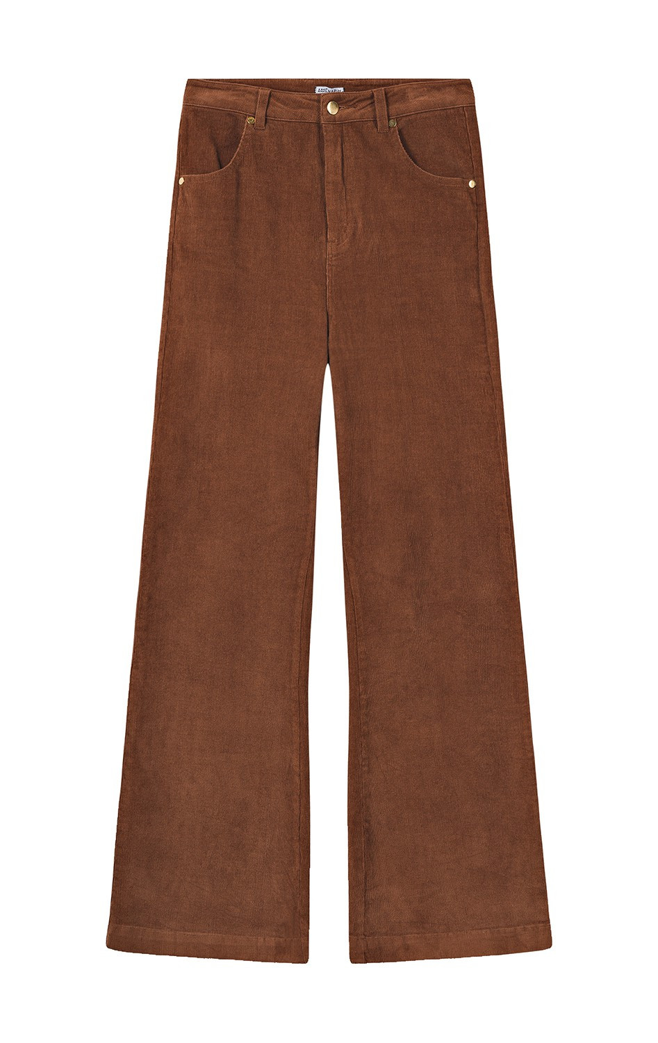 victoria camel trousers